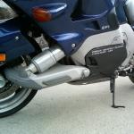 Yamaha Linkage Suspension